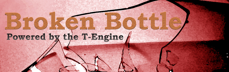 Broken Bottle banner